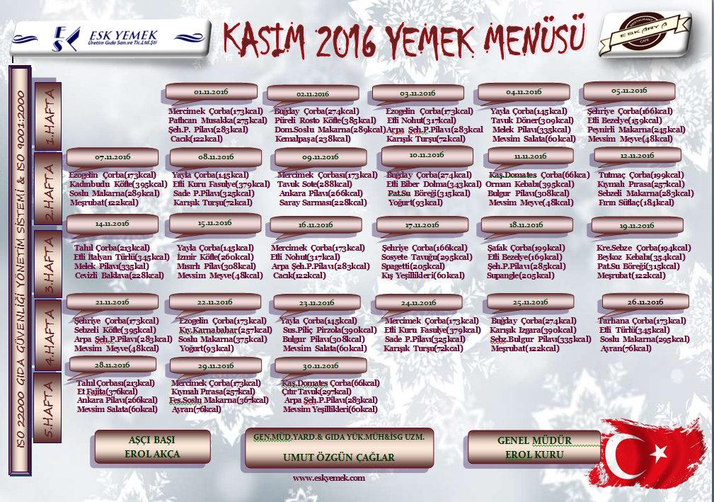 KASIM'16